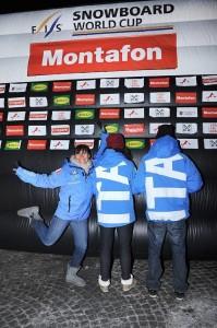 Inizia la Coppa del Mondo di snowboard