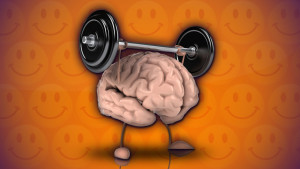 working out brain