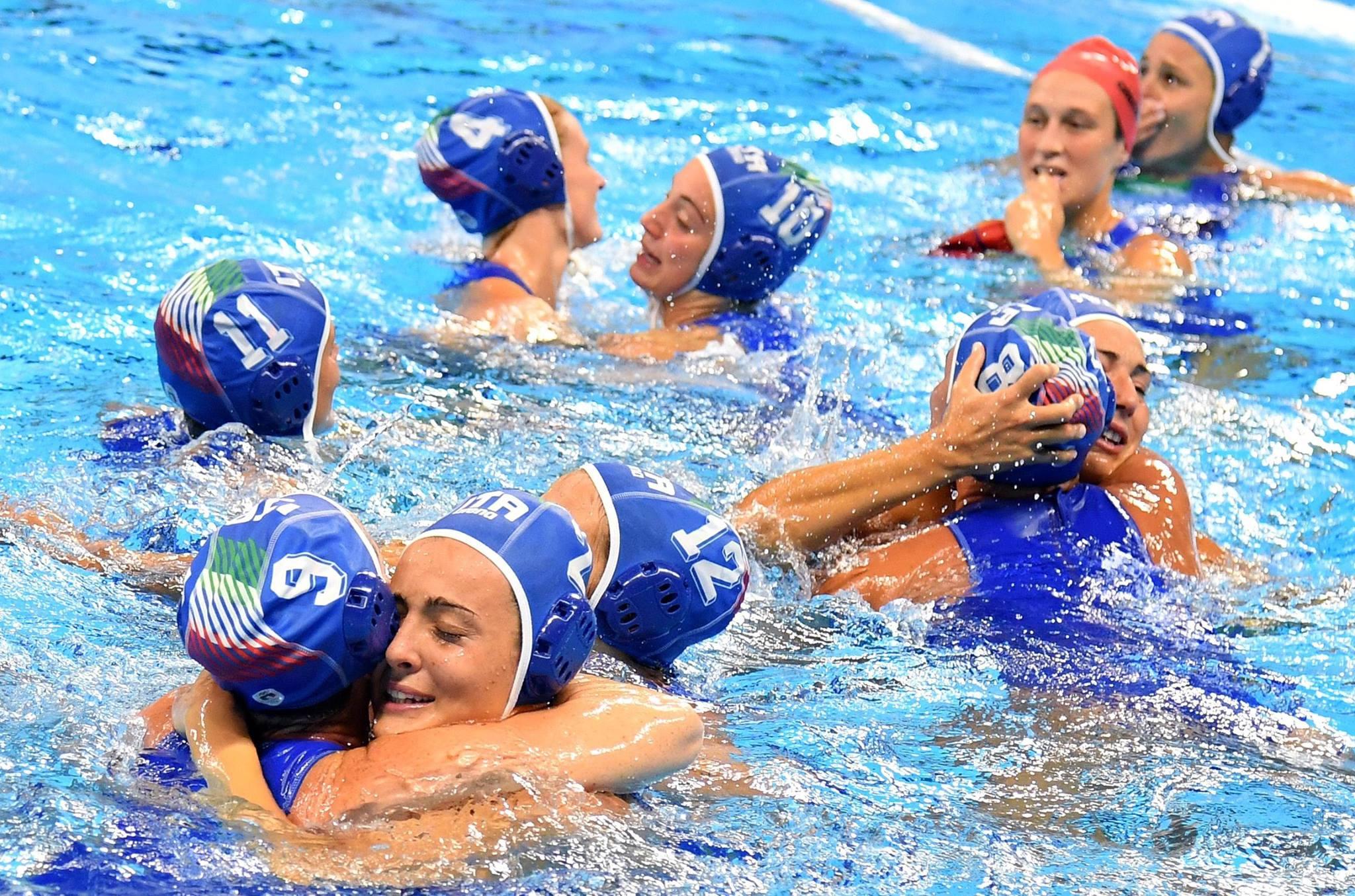 Rio Giorno 12: il Setterosa torna in finale dopo 12 anni