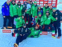 ITALIA DOCET nel Team Event di Montafon