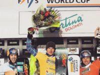 Nella notte di Cortina l'Italia brilla: terza Ochner e secondo Fischnaller