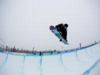 2016 Toyota U.S. Grand Prix - Copper, CO Halfpipe snowboarding finals Photo: U.S. Freeskiing
