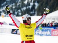 FIS Snowboard World Cup - Bansko BUL - PGS - YANKOV Radoslav BUL © Miha Matavz/FIS