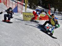 Francesca Gallina vince in Coppa Europa