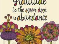 Gratitudine: praticarla è un'abitudine vincente!