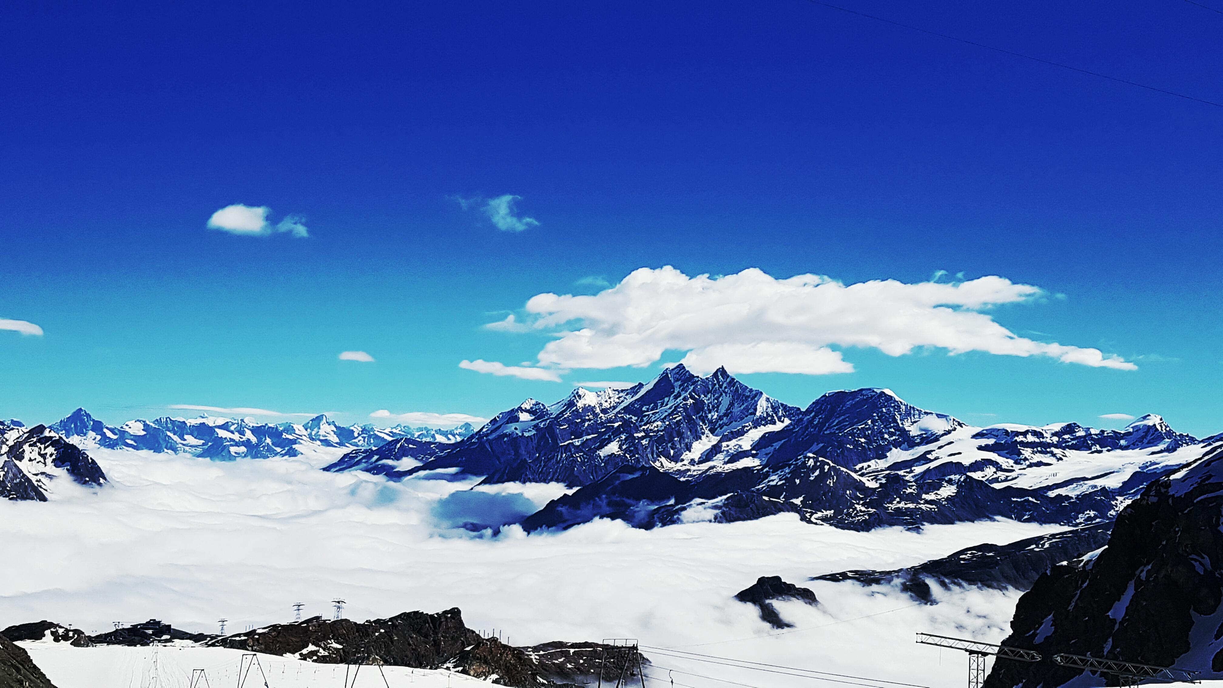 Alla scoperta del ghiacciaio di Cervinia