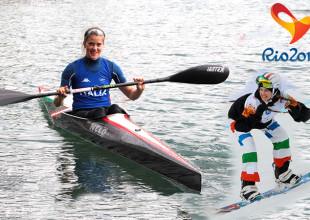 Veronica Yoko Plebani: dallo snowboard alla canoa passando da Sochi a Rio