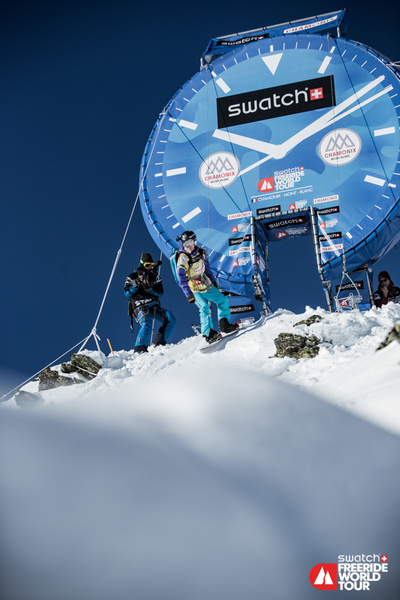 FWT Chamonix Mont Blanc ,il recupero a Vallnord-Arcalìs